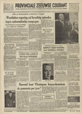 Provinciale Zeeuwse Courant 1960-01-04