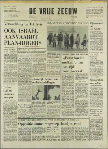 de Vrije Zeeuw 1970-07-28