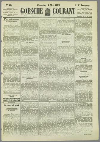 Goessche Courant 1932-05-04