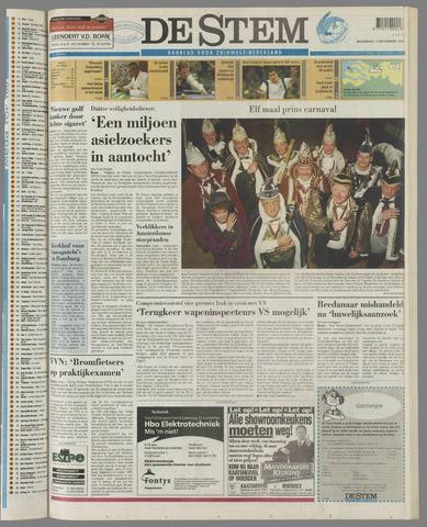 de Stem 1997-11-17