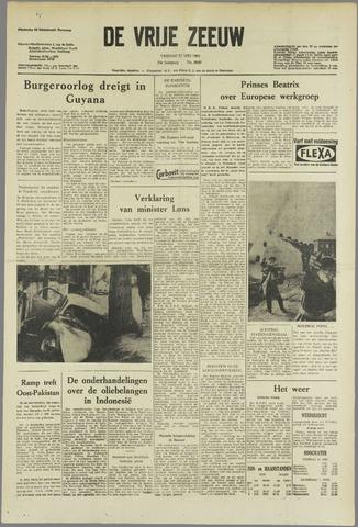 de Vrije Zeeuw 1963-05-31