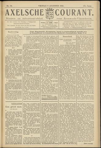 Axelsche Courant 1941-08-08