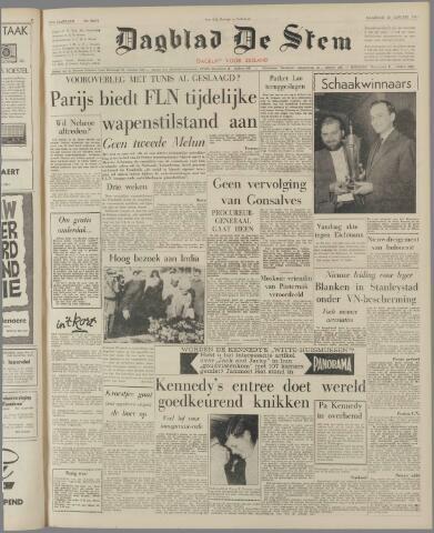de Stem 1961-01-23
