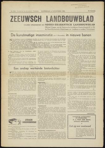 Zeeuwsch landbouwblad ... ZLM land- en tuinbouwblad 1954-11-06