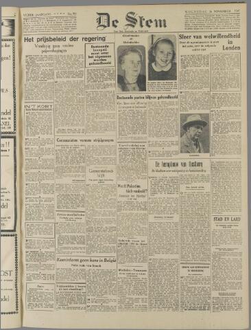 de Stem 1947-11-26