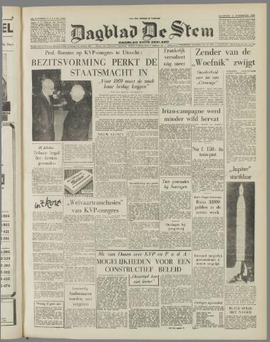 de Stem 1957-11-11