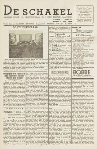 De Schakel 1954-04-02