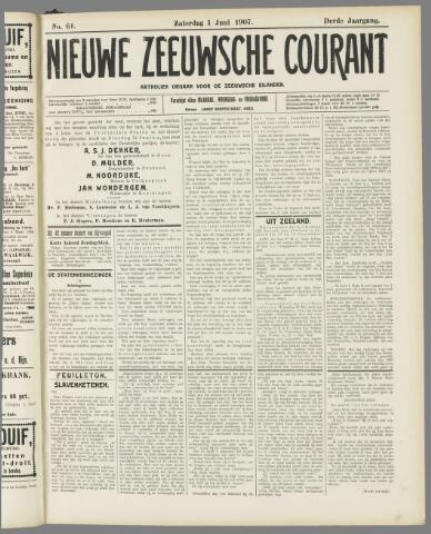 Nieuwe Zeeuwsche Courant 1907-06-01