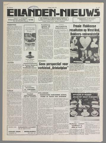 Eilanden-nieuws. Christelijk streekblad op gereformeerde grondslag 1976-04-02