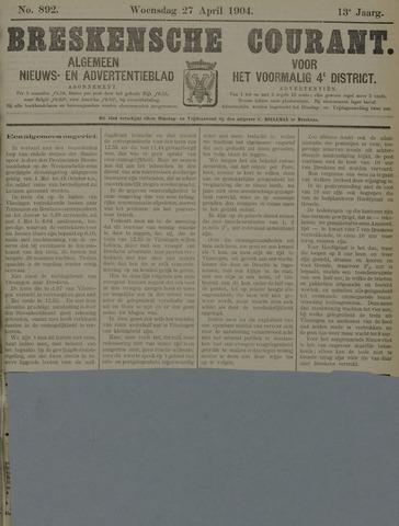 Breskensche Courant 1904-04-27