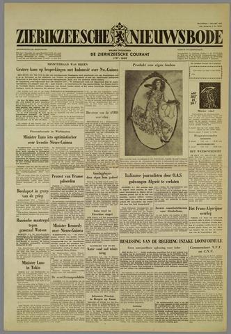 Zierikzeesche Nieuwsbode 1962-03-05