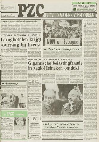 Provinciale Zeeuwse Courant 1983-12-03