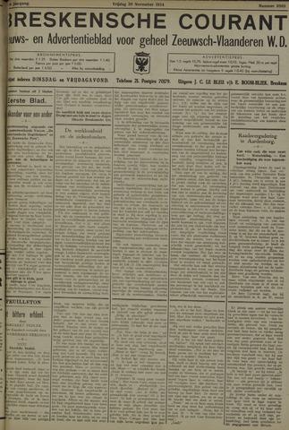 Breskensche Courant 1934-11-30