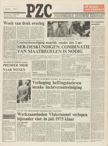 Provinciale Zeeuwse Courant 1973-10-02
