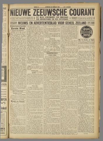 Nieuwe Zeeuwsche Courant 1924-02-16