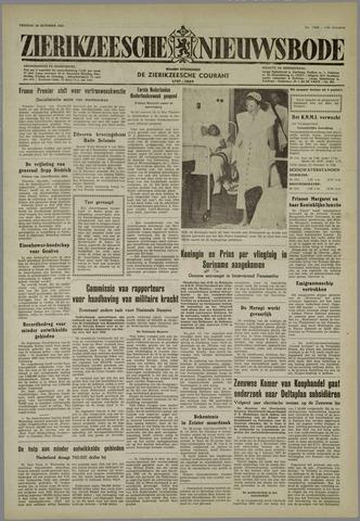Zierikzeesche Nieuwsbode 1955-10-28