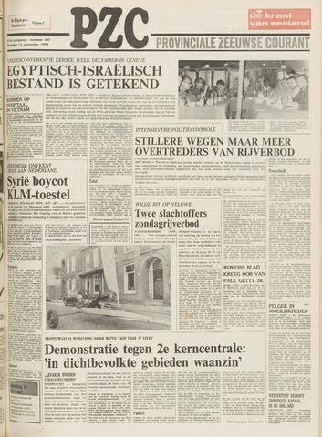 Provinciale Zeeuwse Courant 1973-11-12