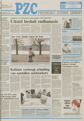 Provinciale Zeeuwse Courant 1993-11-24