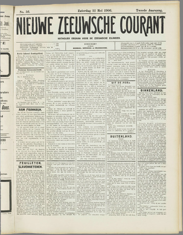 Nieuwe Zeeuwsche Courant 1906-05-12