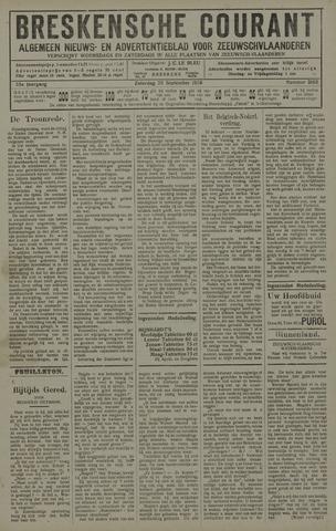 Breskensche Courant 1926-09-25