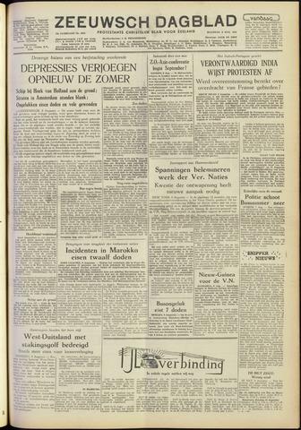 Zeeuwsch Dagblad 1954-08-09