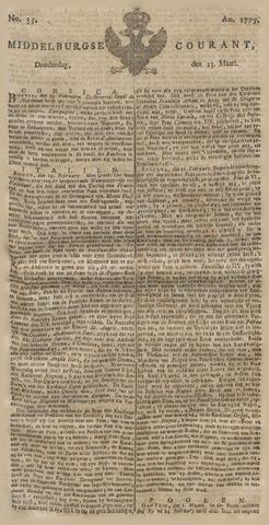 Middelburgsche Courant 1775-03-23