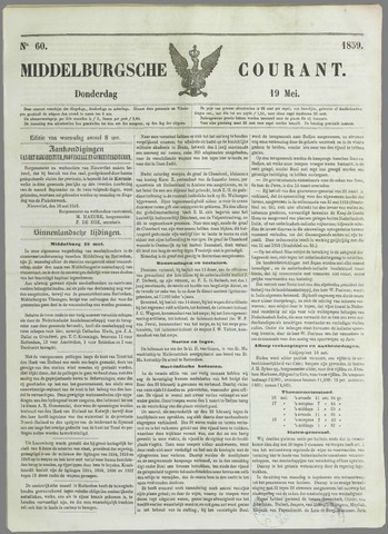 Middelburgsche Courant 1859-05-19