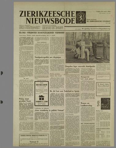 Zierikzeesche Nieuwsbode 1965-03-26
