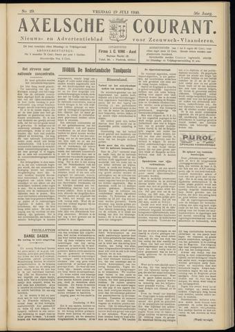 Axelsche Courant 1940-07-19