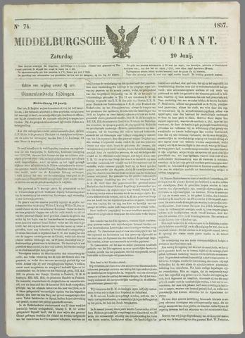 Middelburgsche Courant 1857-06-20