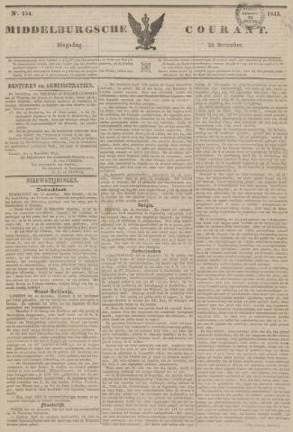 Middelburgsche Courant 1843-12-26