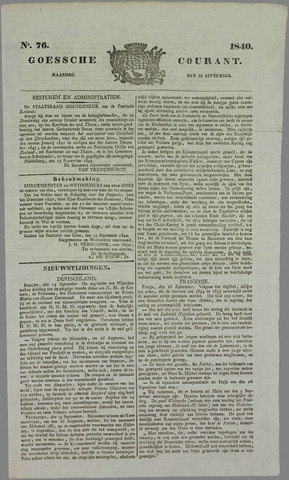 Goessche Courant 1840-09-21