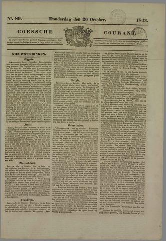 Goessche Courant 1843-10-26