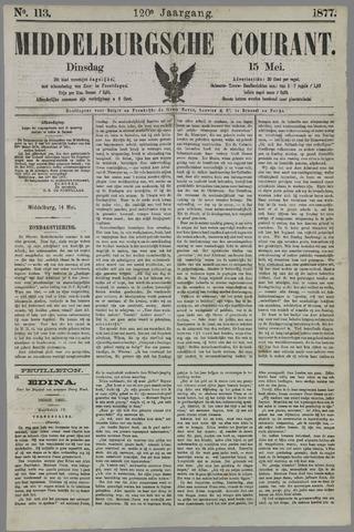 Middelburgsche Courant 1877-05-15