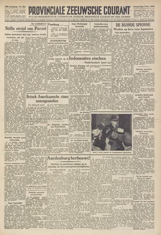 Provinciale Zeeuwse Courant 1946-12-05