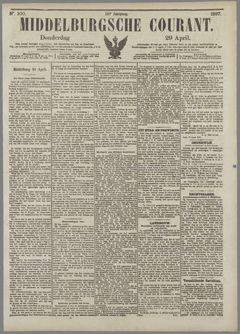 Middelburgsche Courant 1897-04-29