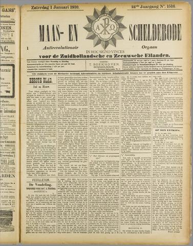 Maas- en Scheldebode 1910