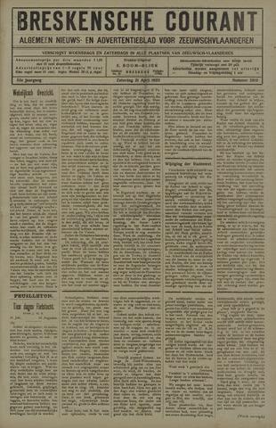 Breskensche Courant 1923-04-21