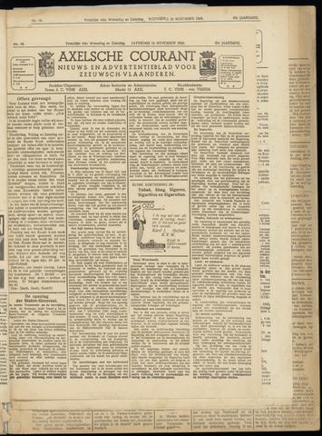 Axelsche Courant 1945-11-24