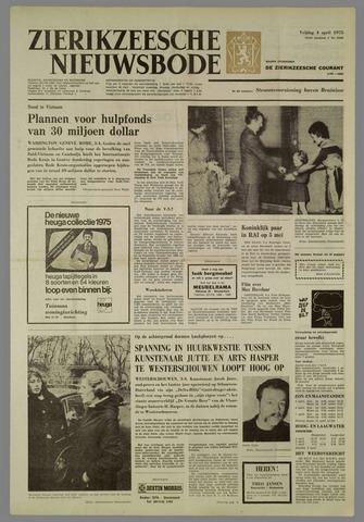 Zierikzeesche Nieuwsbode 1975-04-04