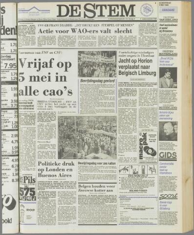 de Stem 1982-05-06