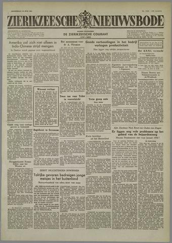Zierikzeesche Nieuwsbode 1954-06-10