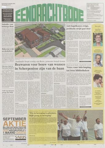 Eendrachtbode (1945-heden)/Mededeelingenblad voor het eiland Tholen (1944/45) 2012-09-06