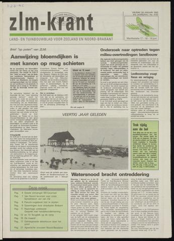 Zeeuwsch landbouwblad ... ZLM land- en tuinbouwblad 1993-01-29