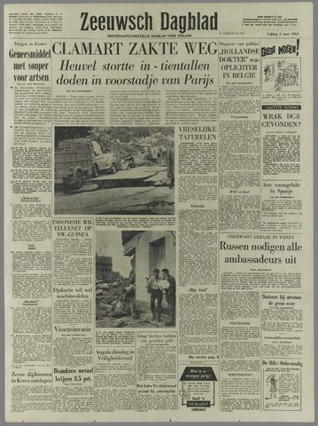 Zeeuwsch Dagblad 1961-06-02