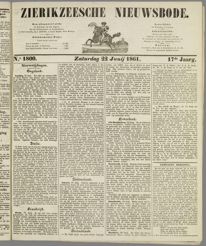 Zierikzeesche Nieuwsbode 1861-06-22