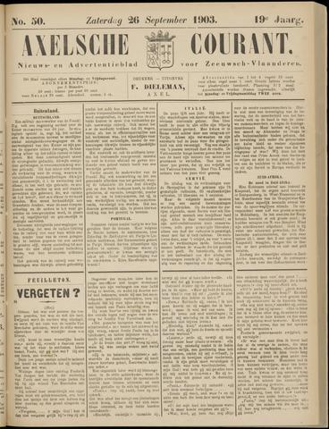Axelsche Courant 1903-09-26