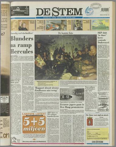 de Stem 1996-10-04