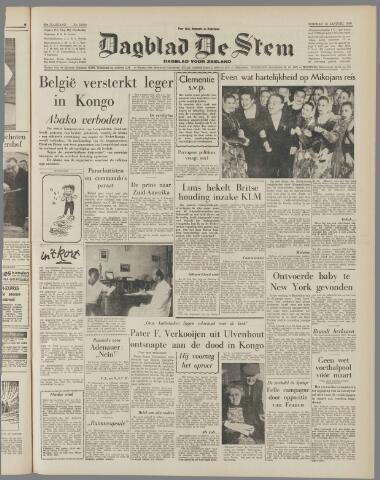 de Stem 1959-01-13