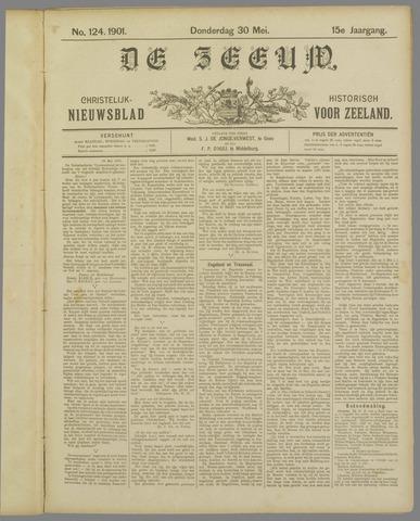 De Zeeuw. Christelijk-historisch nieuwsblad voor Zeeland 1901-05-30